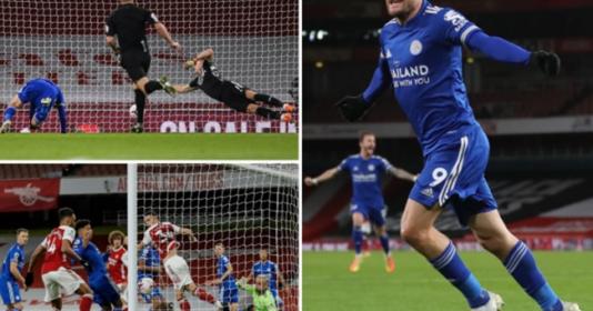 Thay người thần thánh, Leicester hạ gục Arsenal ngay tại Emirates | Bóng Đá