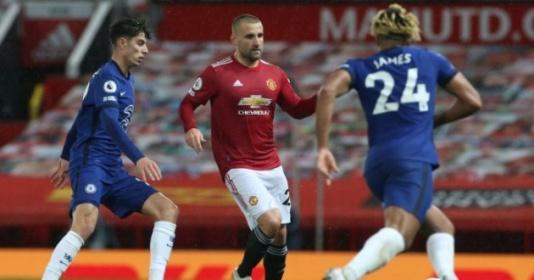 Luke Shaw chỉ ra điểm tích cực của Man Utd sau trận hòa Chelsea | Bóng Đá