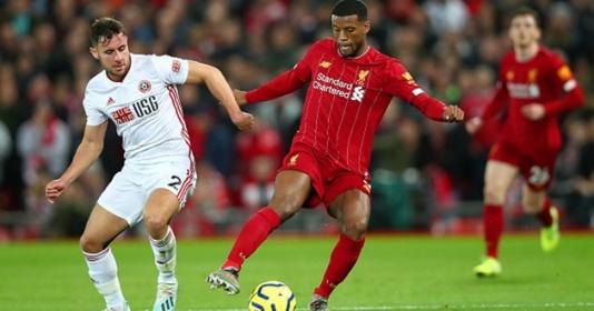 Ngoài Barca, Inter và PSG đồng loạt quan tâm Wijnaldum | Bóng Đá