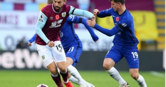 TRỰC TIẾP Burnley 0 - 1 Chelsea: Mount gây sóng gió | Bóng Đá