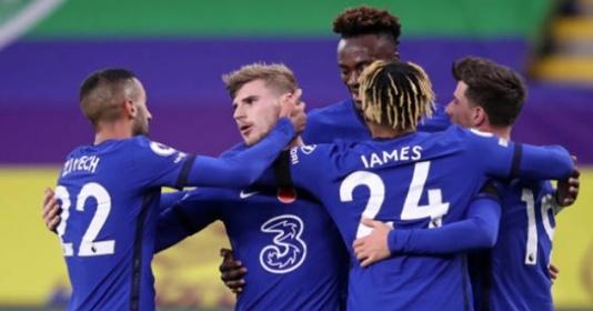 Ziyech - Werner chói sáng, Chelsea nhẹ nhàng giành chiến thắng  | Bóng Đá
