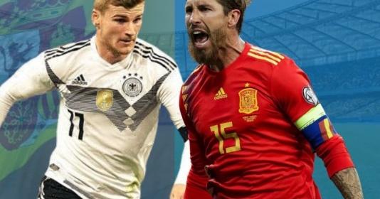 Đội hình kết hợp Tây Ban Nha - Đức | Bóng Đá