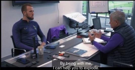 Mourinho nói xấu M.U ngay lần đầu gặp Harry Kane | Bóng Đá