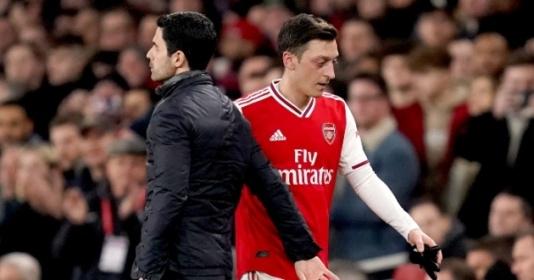So sánh thành tích của Arsenal khi có và không có Mesut Ozil | Bóng Đá