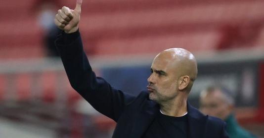 Trò cưng của Guardiola lập công, đưa Man City vào vòng knock-out  | Bóng Đá