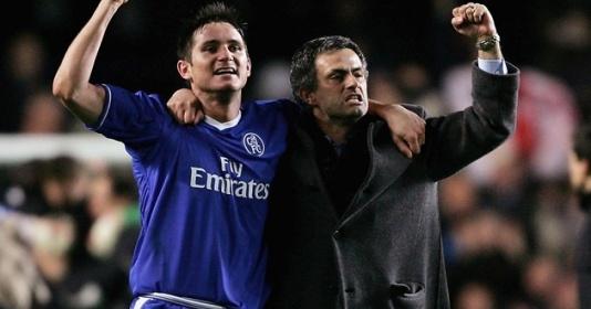 Chelsea: Con mèo nằm trong nôi của Frank Lampard và Jose Mourinho   Bóng Đá