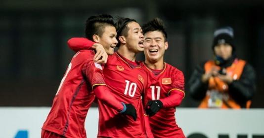 Việt Nam tăng bậc trên BXH FIFA, vẫn là trùm Đông Nam Á | Bóng Đá