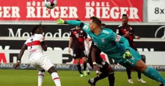 Ngược dòng thành công, Bayern vẫn mong manh với ngôi đầu | Bóng Đá