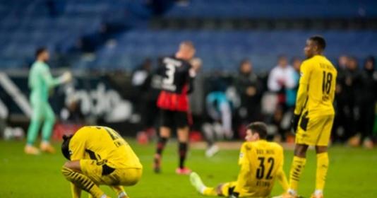 Không có Haaland, Sancho kém duyên, Dortmund lỡ thời cơ áp sát Bayern | Bóng Đá