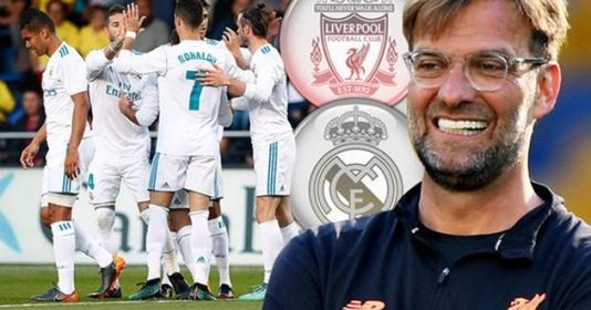 Jurgen Klopp bất ngờ đổi bài để đánh gục Real Madrid