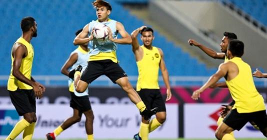 """Cầu thủ Malaysia: """"Đừng quá đề cao ĐTVN, chúng tôi mạnh tương đương"""""""