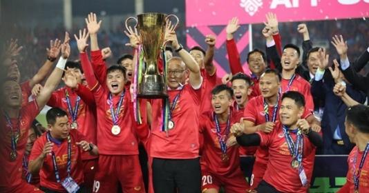 Tuyển Việt Nam vô địch AFF Cup: Về nhì là có lỗi!   Bóng Đá
