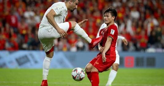 'Chất lượng cầu thủ Việt Nam tốt hơn Jordan' | Bóng Đá