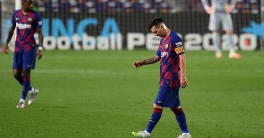 Đừng khóc cho Messi và Barca, phép màu bay rồi | Bóng Đá