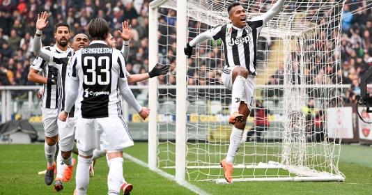 """Đả bại Torino, Juvenuts khiến cả Serie A khiếp sợ với chiến thuật """"ru ngủ"""""""