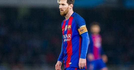 Cha Messi gặp giám đốc bóng đá PSG | Bóng Đá