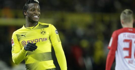 """Muốn có Batshuayi, Dortmund phải """"chồng"""" đủ 60 triệu euro"""