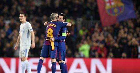 Những cầu thủ có thể rời Barca hè tới: Nhiều cái tên quen thuộc