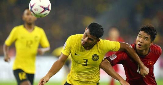 Trung vệ Malaysia: Bàn thắng việt vị không phải lý do bào chữa cho thất bại | Bóng Đá