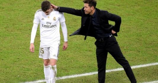 """Thua trận, Simeone bực tức chỉ ra """"thủ phạm"""" cướp đi bàn thắng của Atletico"""