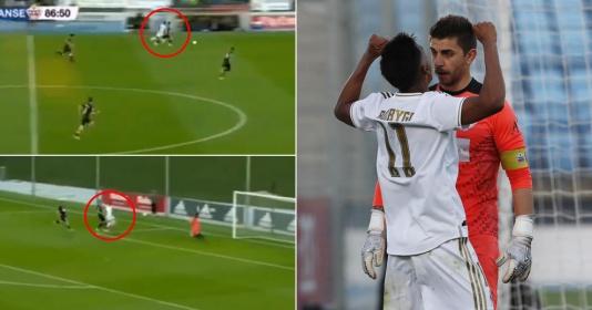 Sao Real Madrid bị cấm đá El Clasico vì ''ăn mừng'' bàn thắng | Bóng Đá