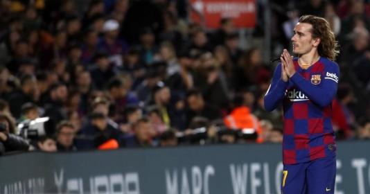 Sau tất cả, Barca đã đưa ra phán quyết cho tương lai Griezmann | Bóng Đá