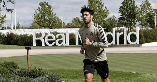 La Liga trở lại, Real chào đón sự trở lại của Asensio   Bóng Đá