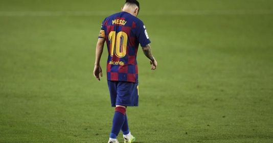 Kẻ thách thức Bartomeu nói gì trước tin đồn Messi muốn ra đi? | Bóng Đá