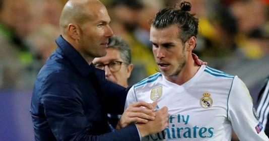 Zidane: Đó là lý do khiến Bale bị gạt tên khỏi đội hình | Bóng Đá