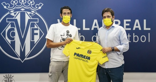 Dani Parejo chuyển nhượng tự do đến Villarreal | Bóng Đá