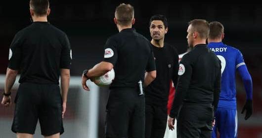 Arteta nổi quạu: Tôi chả biết thế quái nào bàn thắng lại bị từ chối | Bóng Đá