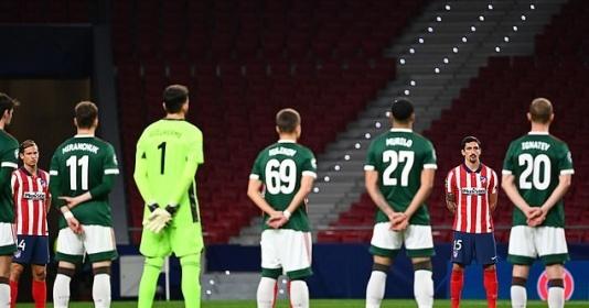 Hòa tẻ nhạt Lokomotiv Moscow, Atletico bị Bayern bỏ xa trên BXH | Bóng Đá