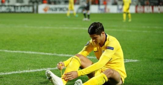 Những cái nhất lượt trận đầu vòng bảng Europa League: Đẳng cấp Payet | Bóng Đá