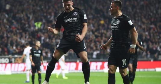 Sao trẻ Eintracht Frankfurt ghi 5 bàn trong 1 trận ở Bundesliga   Bóng Đá