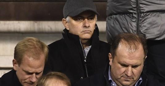 """Dự khán trận Bỉ - Iceland, HLV Mourinho """"xem giò"""" những ai?"""