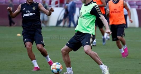 Hazard khiến Ramos, Modric 'bở hơi tai' khi theo kèm   Bóng Đá