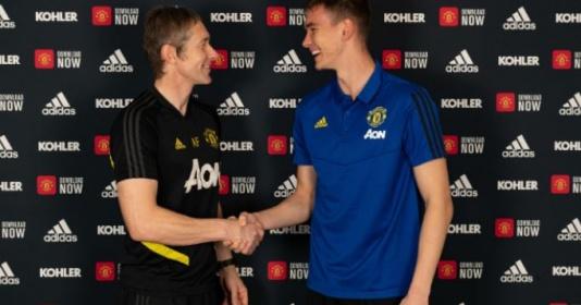 CHÍNH THỨC! Thêm ngôi sao được Man Utd gia hạn hợp đồng