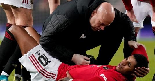 Solskjaer: Man Utd không có lỗi trong chấn thương của Rashford | Bóng Đá