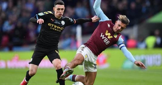 Jack Grealish nổi cơn thịnh nộ sau thất bại trước Man City