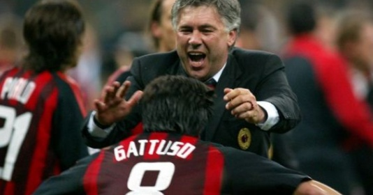Ancelotti sắp bị trò cũ ''hất cẳng'' ở Napoli | Bóng Đá