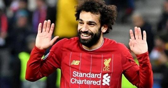 Góp công vào 100 bàn thắng, Salah sánh ngang với Eric Cantona | Bóng Đá
