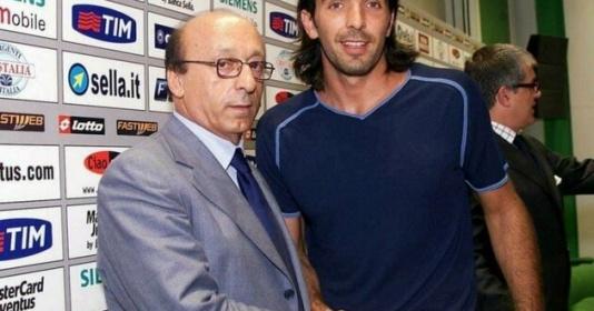 19 năm ngày Buffon đến Juve và nỗi khắc khoải Champions League | Bóng Đá