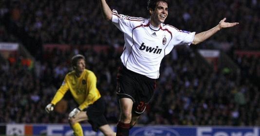 Huyền thoại C1: ''Tôi không thể nào quên trận bán kết với M.U năm 2007'' | Bóng Đá