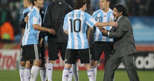 Tử huyệt của Argentina tại World Cup 2018 là gì? | Bóng Đá