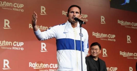 Lampard: Tôi đồng ý với tư tưởng của Barcelona   Bóng Đá
