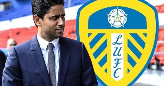 Giới chủ PSG làm loạn nước Anh với bom tấn Leeds United   Bóng Đá