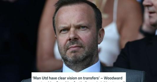 Ed Woodward xác định rõ 2 mục tiêu tối thượng của Man Utd | Bóng Đá