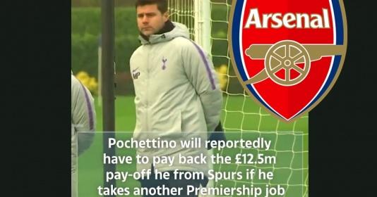 Tottenham không phải kẻ ngốc, còn lâu Arsenal mới có được Pochettino   Bóng Đá