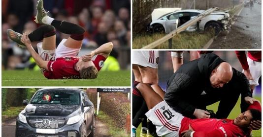 Man Utd đang bị yểm bùa? | Bóng Đá