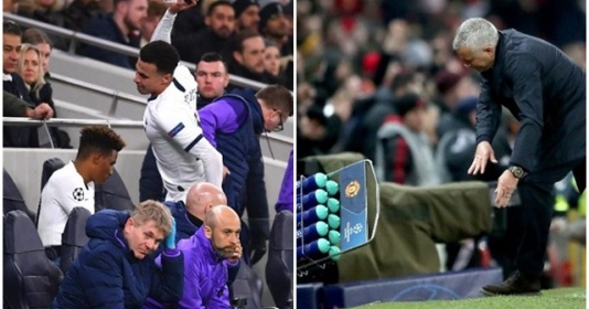 Học theo Mourinho, ''trò cưng'' phát điên bên ngoài đường biên | Bóng Đá